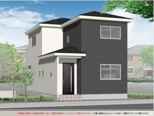 南区宝生町2期5棟【新築】最終1邸!