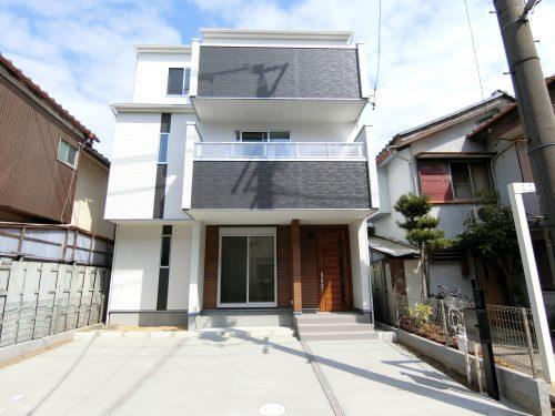 須ヶ口の家第二【新築】限定1邸!