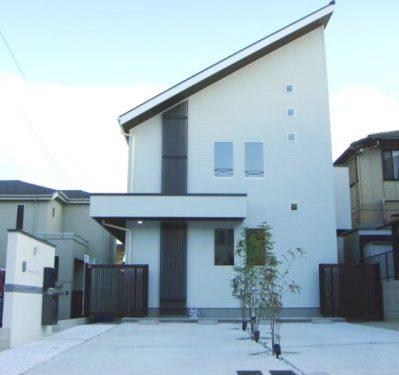 名東区よもぎ台デザイナーズ住宅