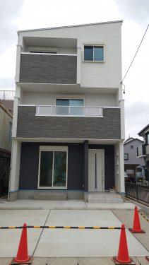 春日井市 中新町の家【新築】限定1邸!
