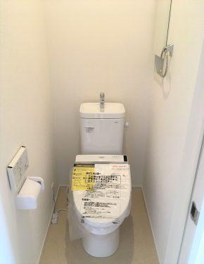 1号棟 トイレ